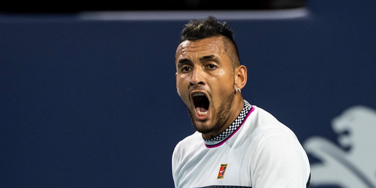 Nick Kyrgios scorns ATP