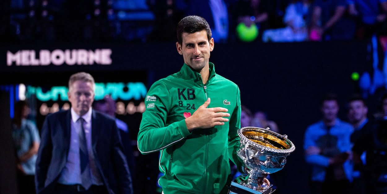 The Only Thing Novak Djokovic Did Wrong Is Apologise Man Utd Star Wades Into Coronavirus Row Tennishead