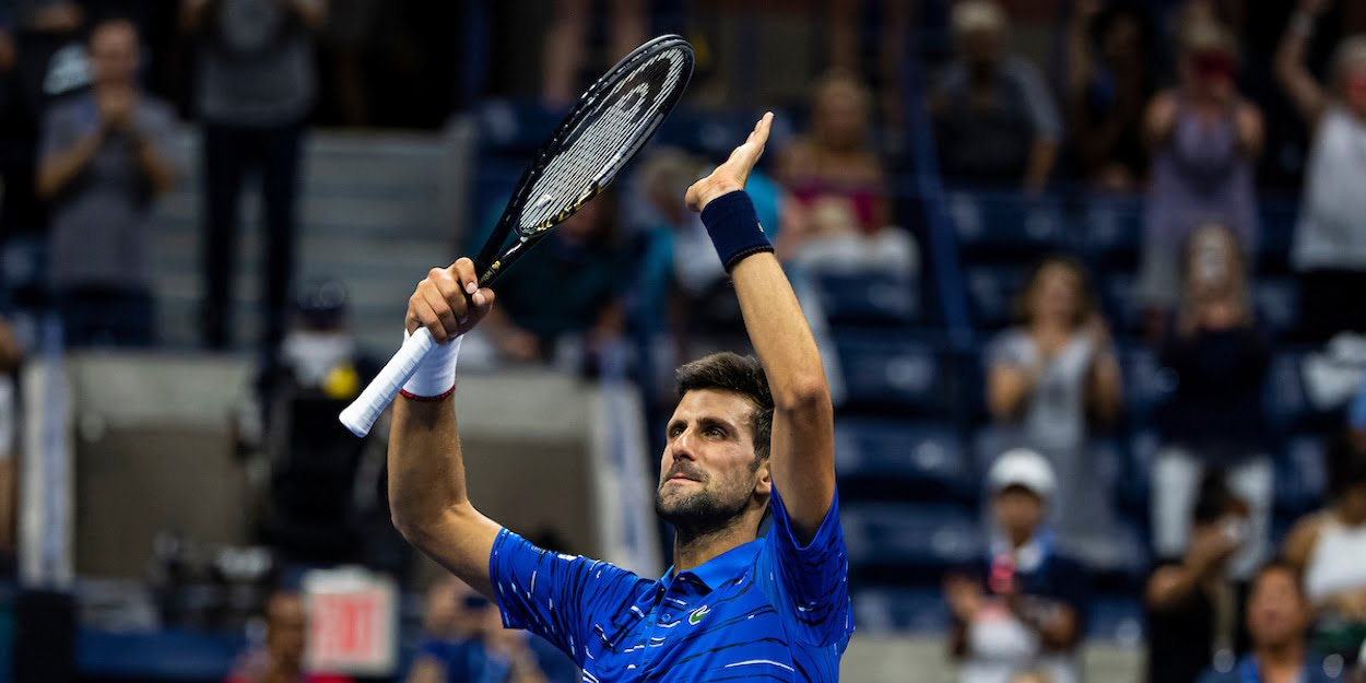 Djokovic Accused Of Lacking Courage And Running Away After Us Open Ejection By Grand Slam Legend Tennishead