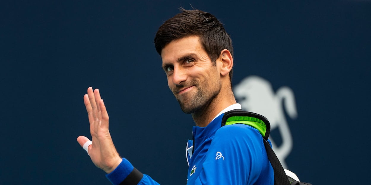 Novak Djokovic A Lot Of People Have Got Players Association Wrong We Don T Want To Fight Anyone Tennishead