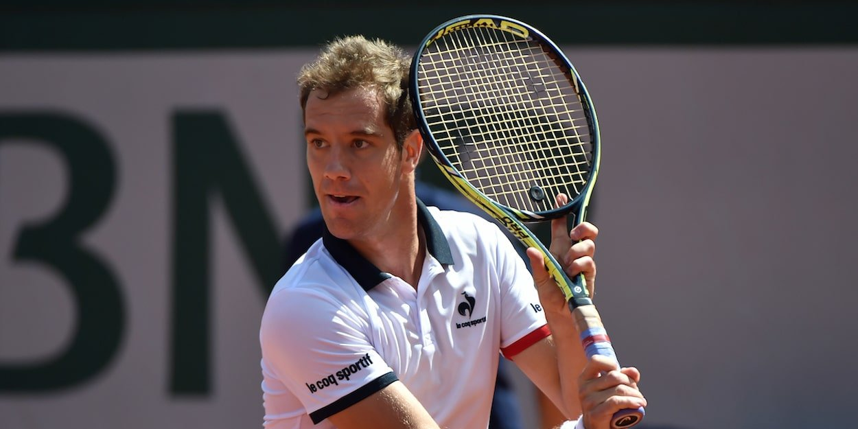 Richard Gasquet signs up to Mouratoglou's Ultimate Tennis Showdown