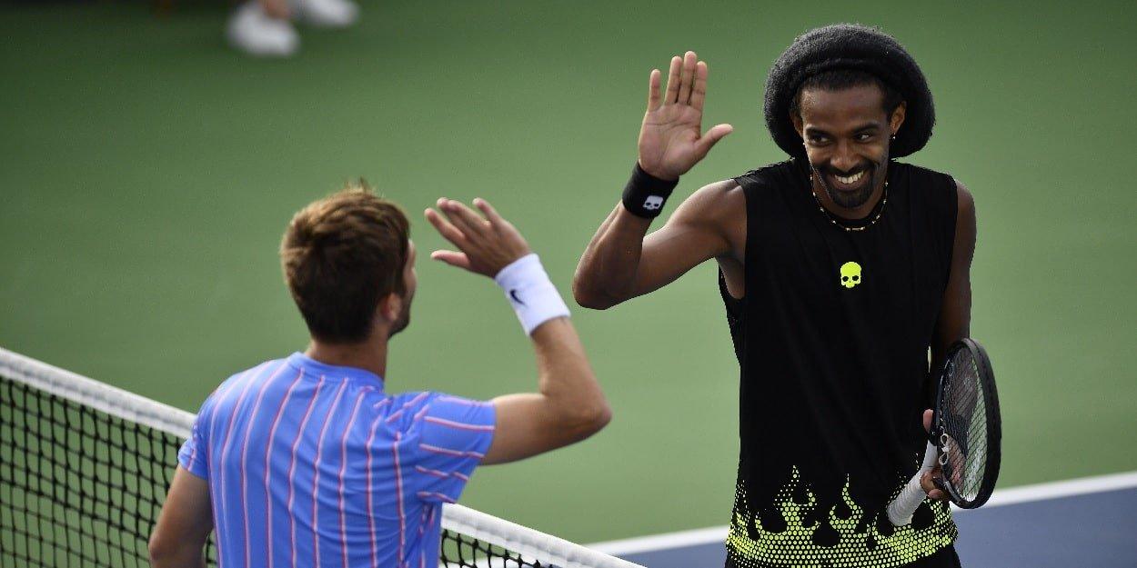 Brown Moutet Ultimate Tennis Showdown
