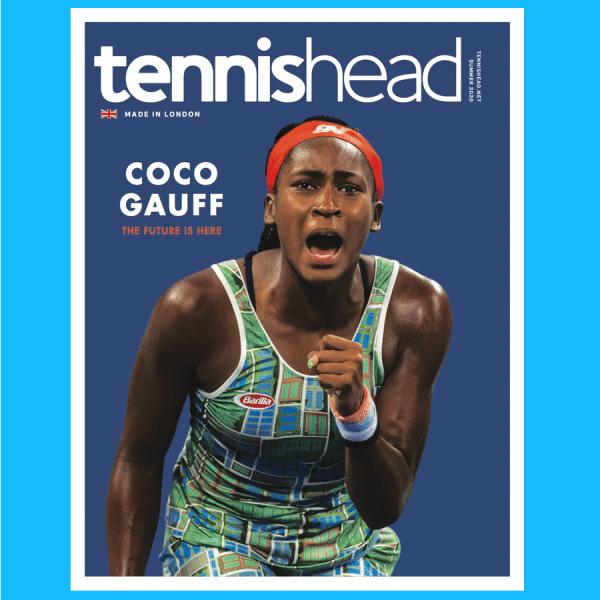 Tennishead July 2020
