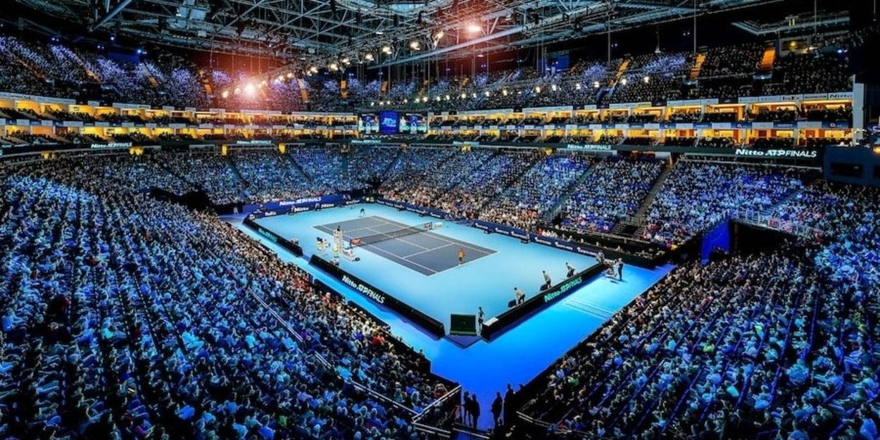 ATP Finals London O2 Arena