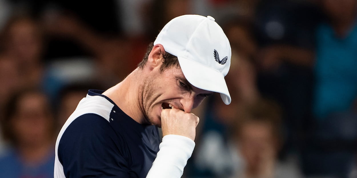 Andy Murray Australian Open 2019
