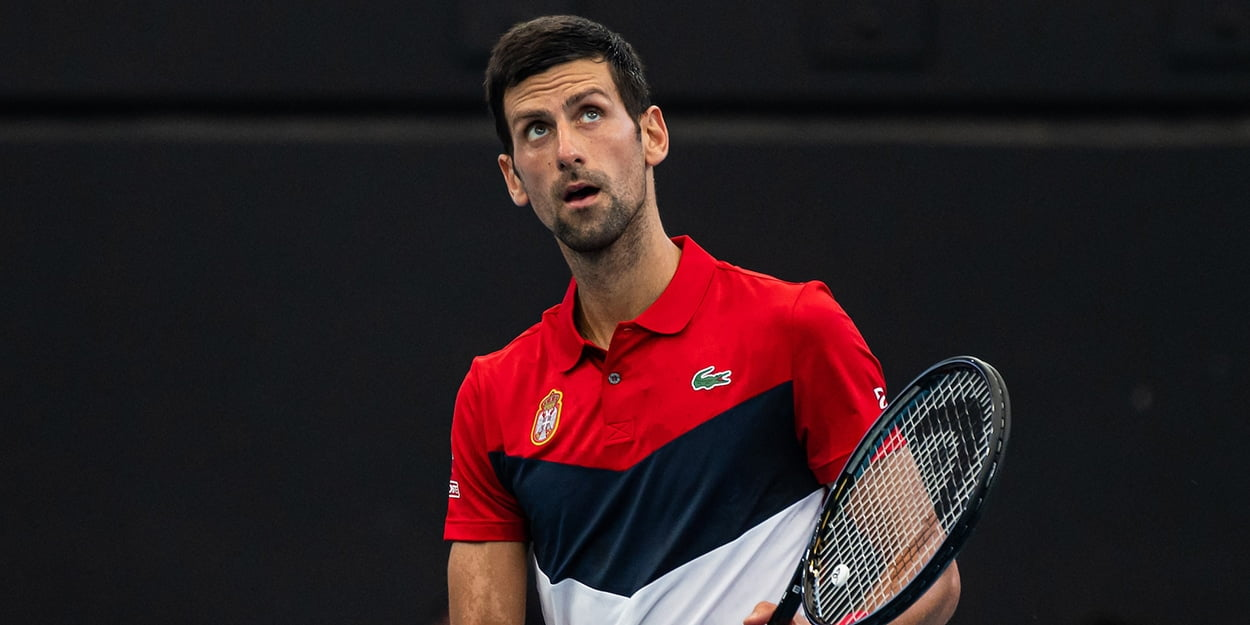 Novak Djokovic Collecting Signatures And Threatening A Boycott In Support Of Axed Players Tennishead