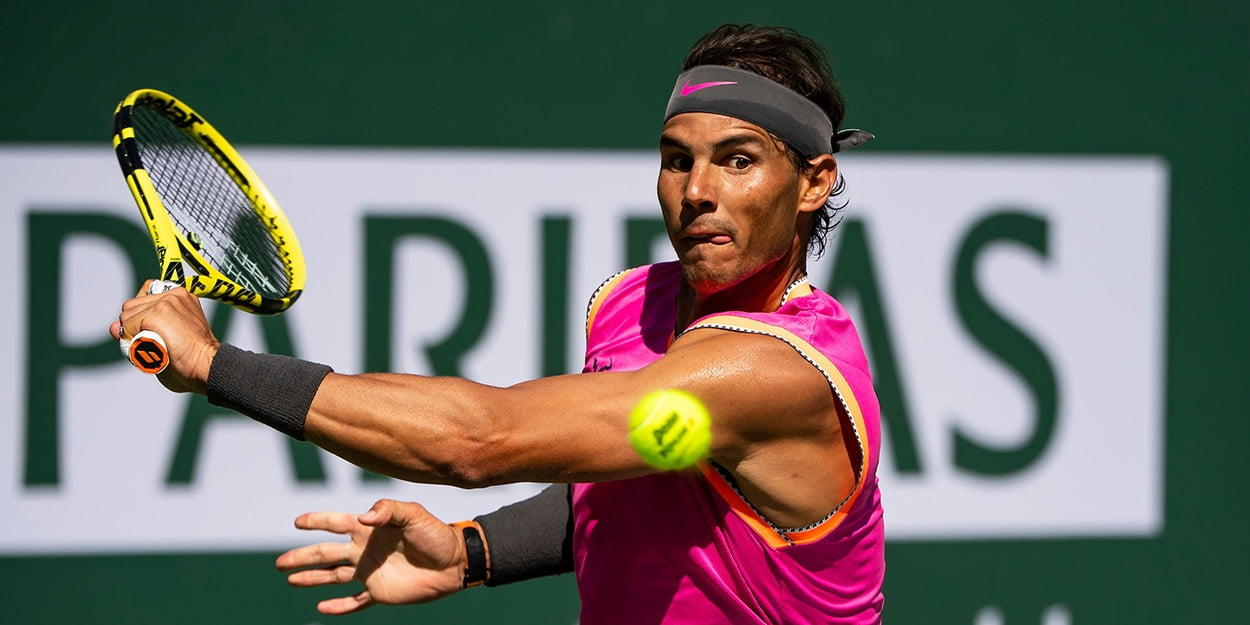 I Know How To Sort It Out And I Will Says Rafael Nadal After Shock Defeat