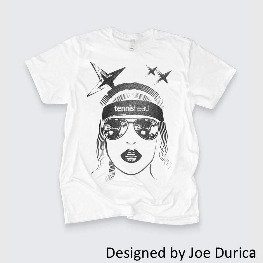Tennishead 'Face' T-Shirt