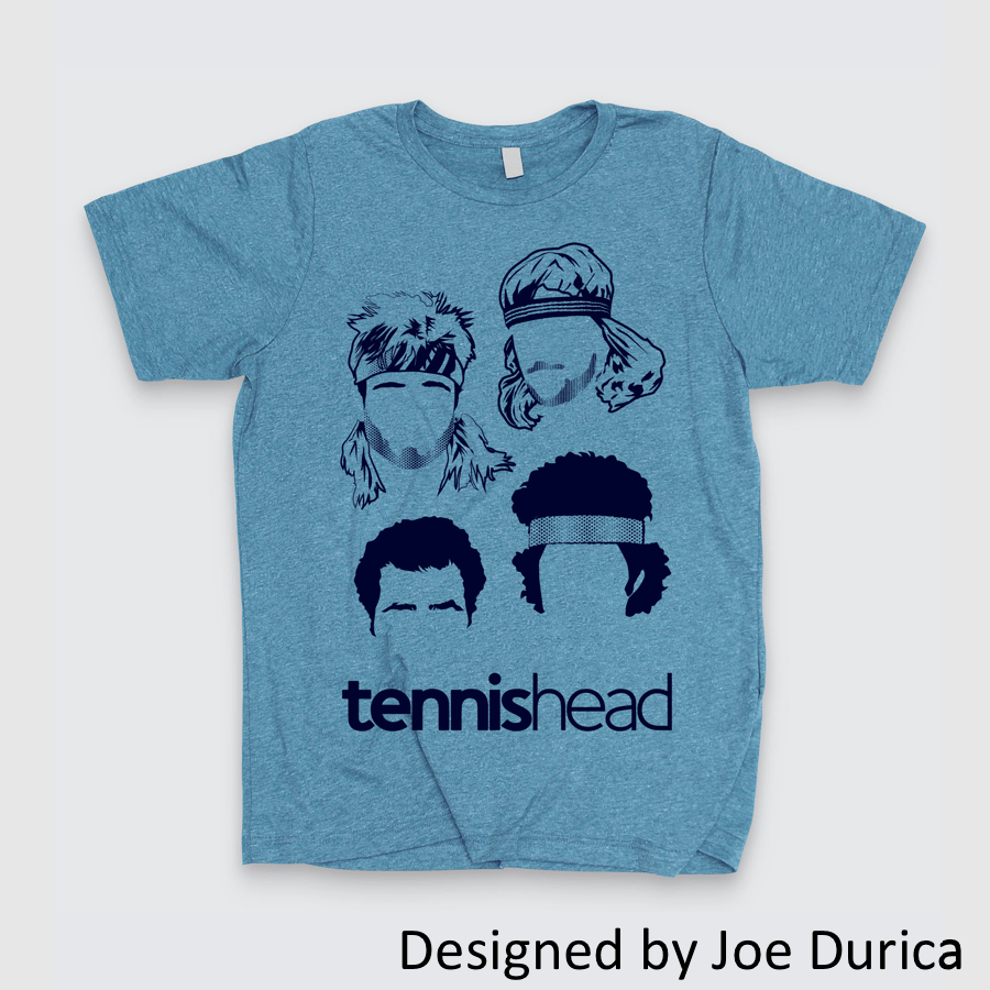 Tennishead 'Players' T-Shirt