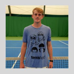 Tennishead t-shirts Face Liam 1