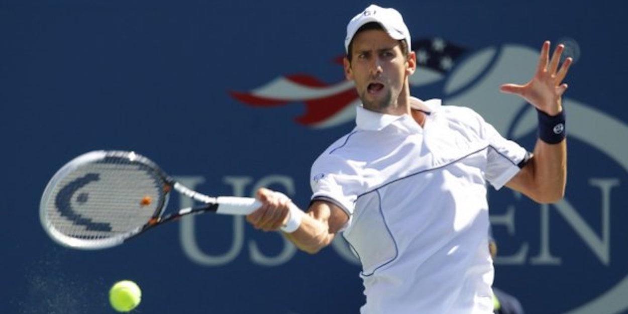 US Open 2011 Djokovic Federer