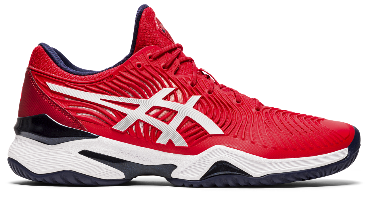 ASICS Court FF red