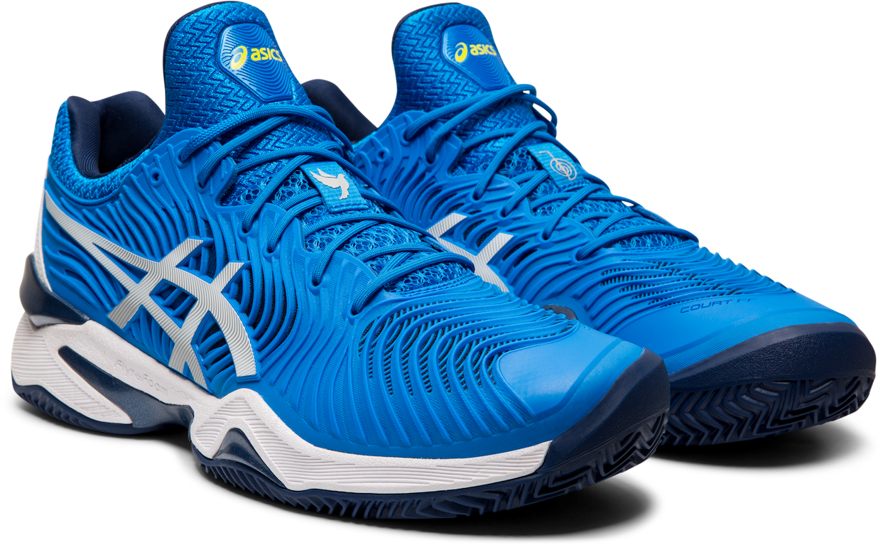 ASICS Court FF review