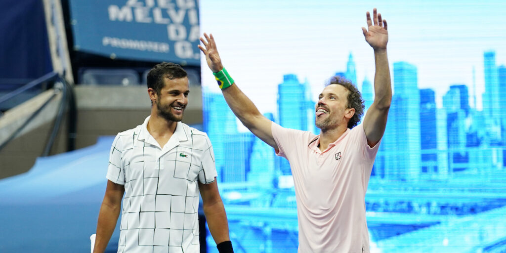 Soares and Pavic ATP Number One