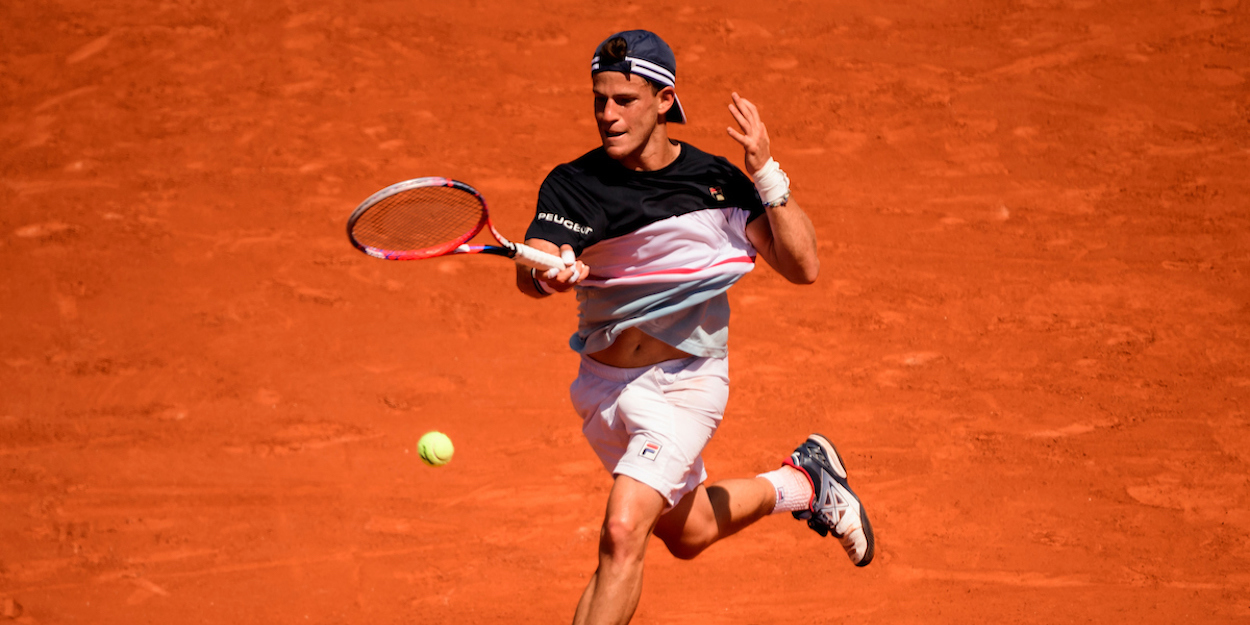 Diego Schwartzman French Open 2018