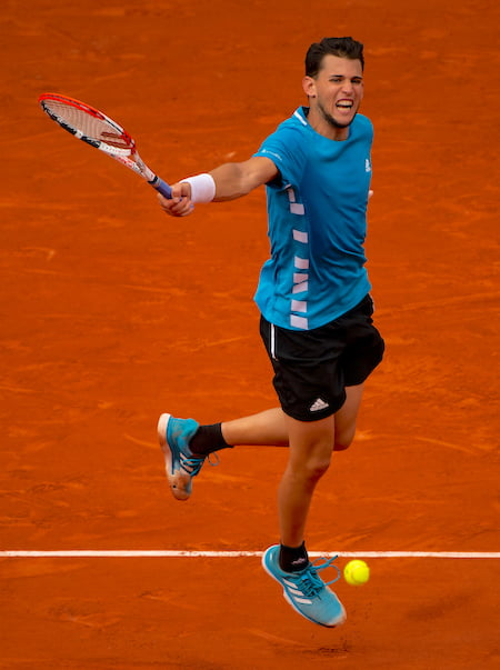 Dominic Thiem French Open 2019