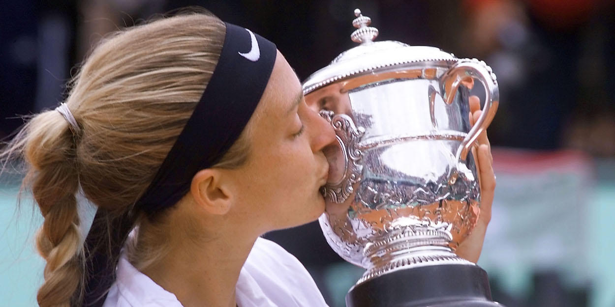 Mary Pierce French Open 2000
