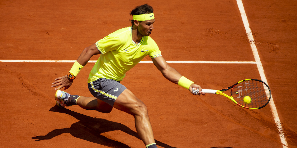 Nadal Roland Garros 2019