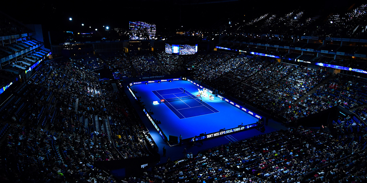 O2 Arena - home of the ATP Finals - to host 2022 Laver Cup