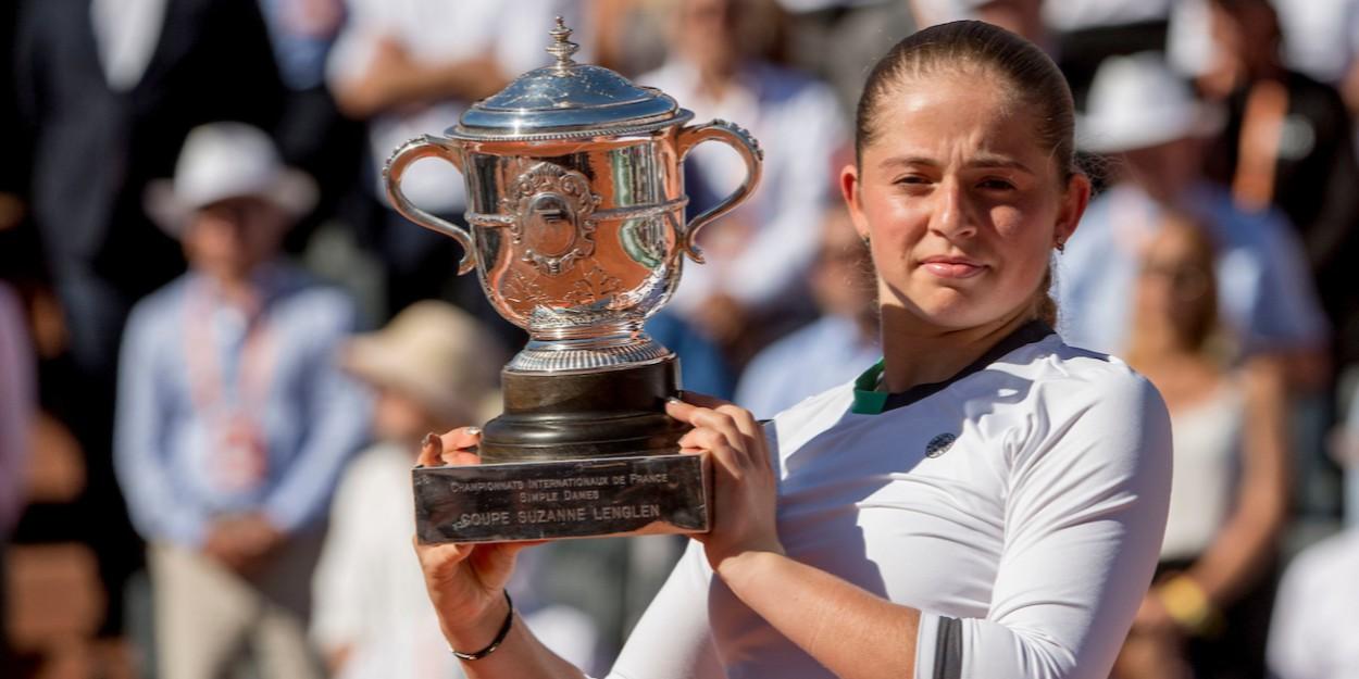 Jelena Ostapenko French Open