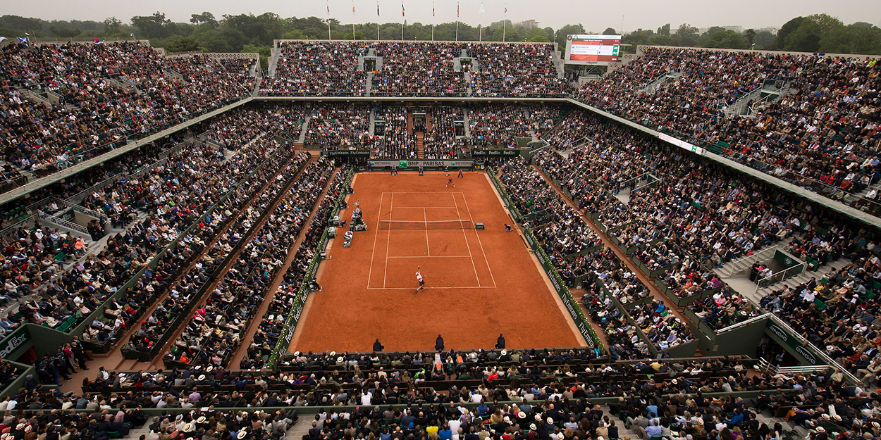 Roland Garros full French Open