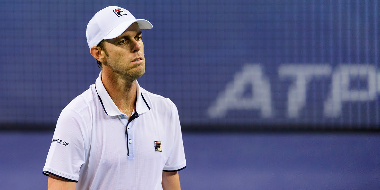 Sam Querrey quits ATP Players Council