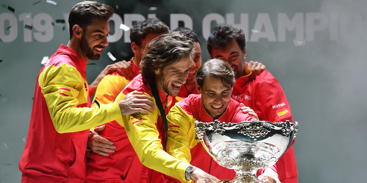 Spain win Davis Cup Finals in 2019