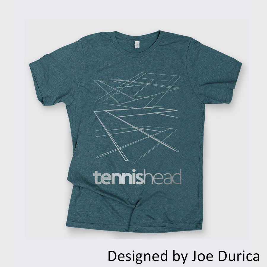Tennishead 'Court' T-Shirt
