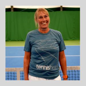 Tennishead t-shirts Court Sue 1