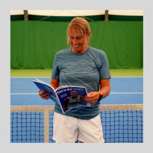 Tennishead t-shirts Court Sue 2