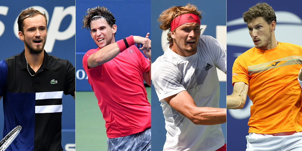 US Open mens semi finals