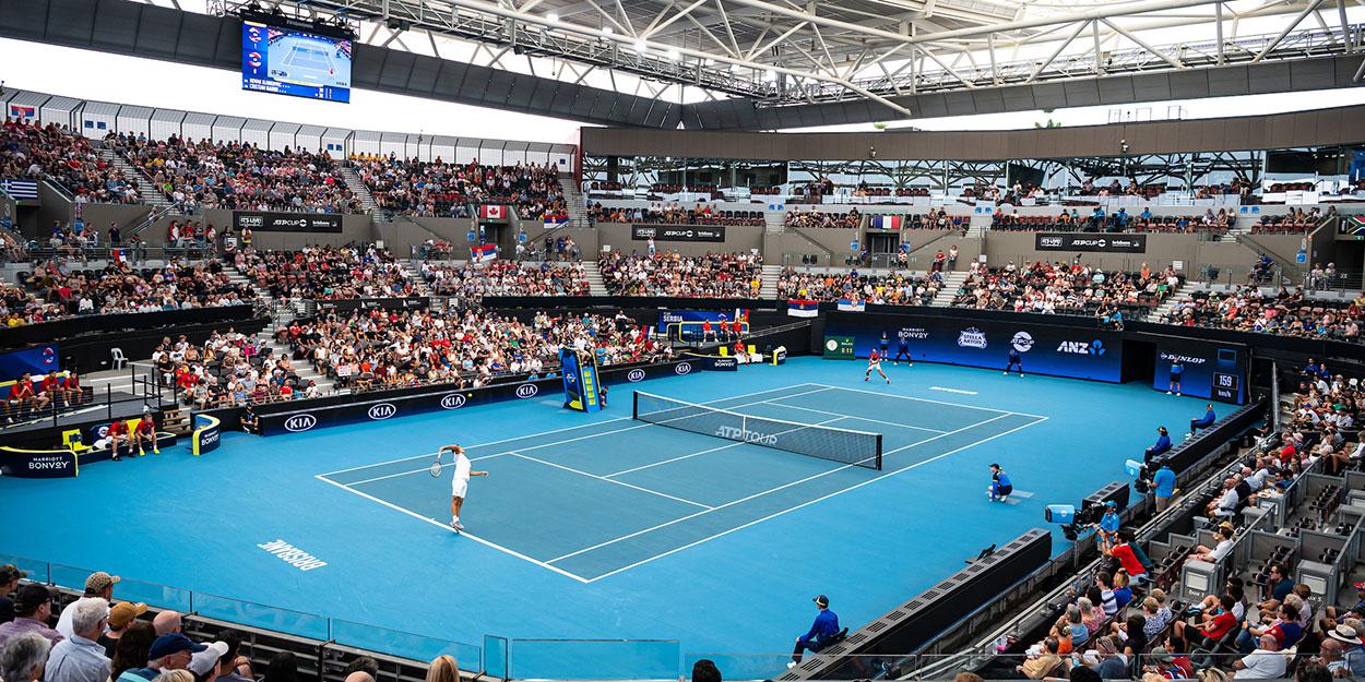 ATP Cup venue Australia