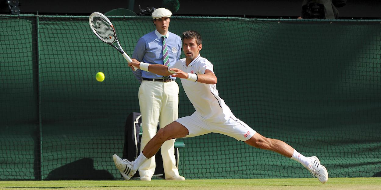 Djokovic beats Del Potro Wimbledon 2013