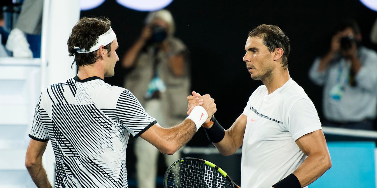 Federer beats Nadal Australian Open 2017
