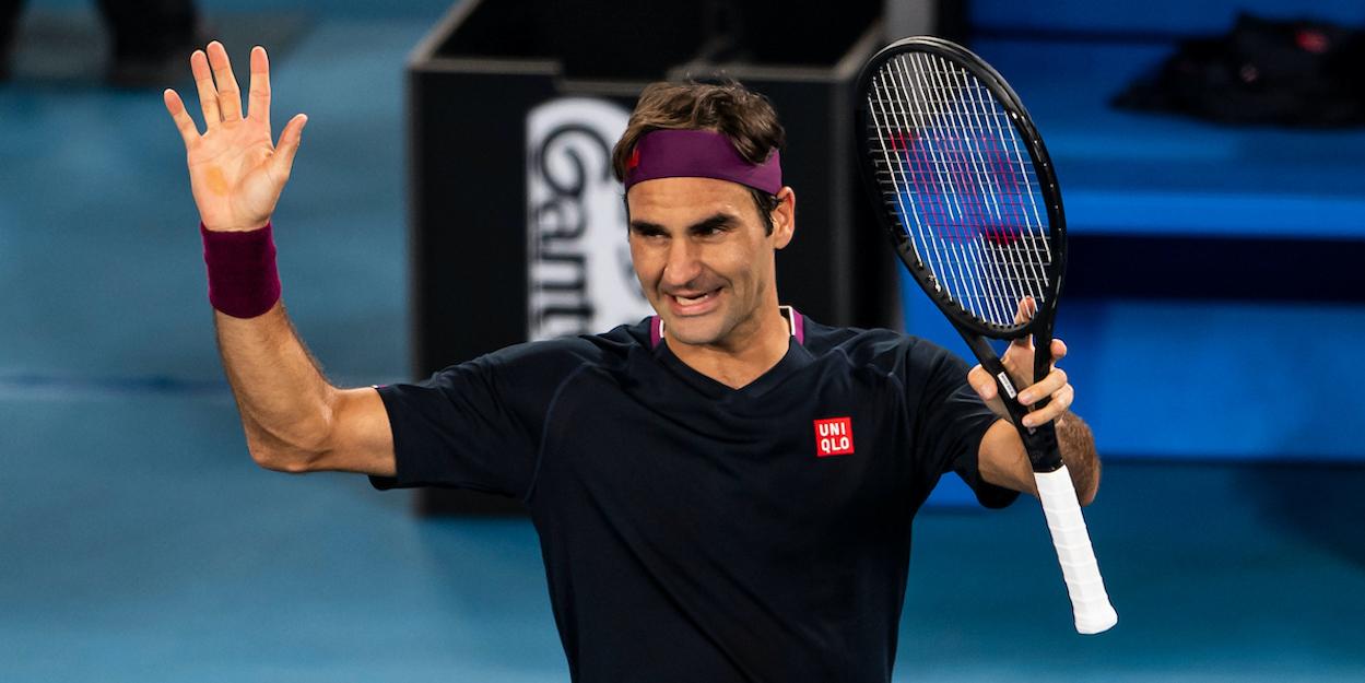 Federer Australian Open 2020