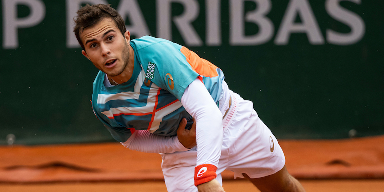 Gaston Roland Garros 2020