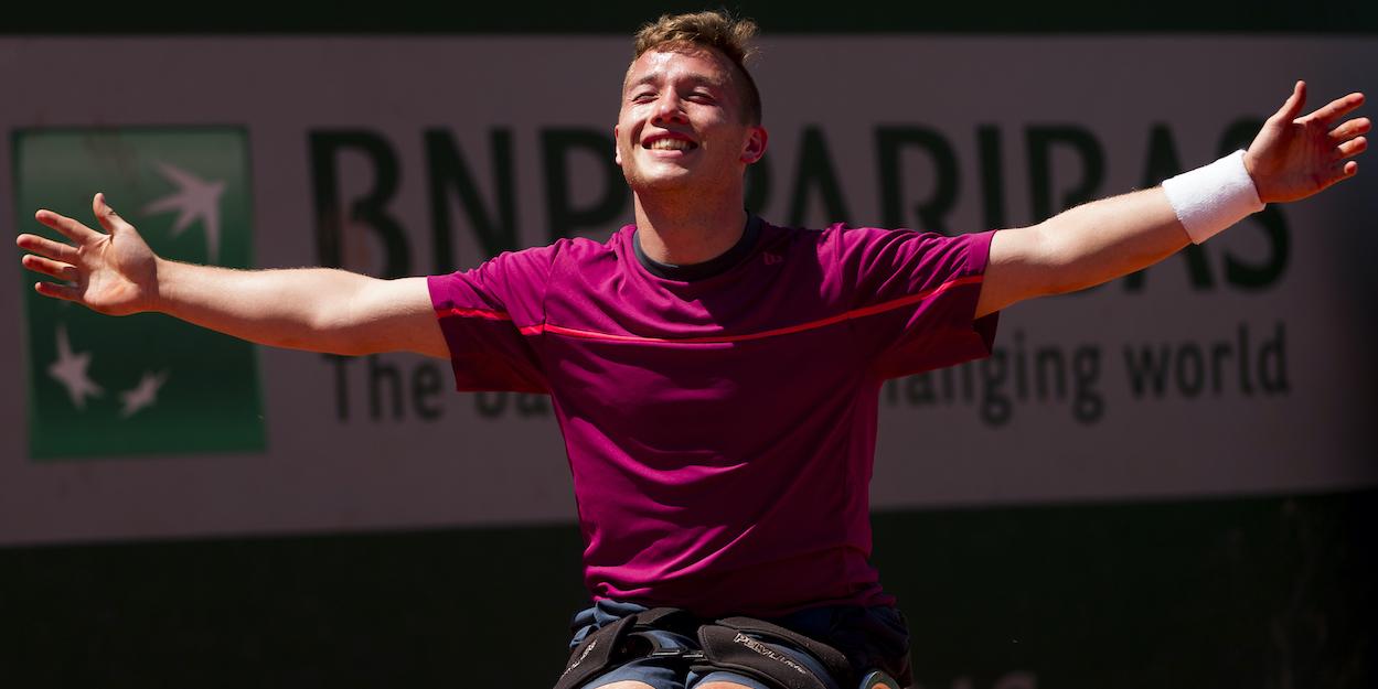 Hewett Roland Garros