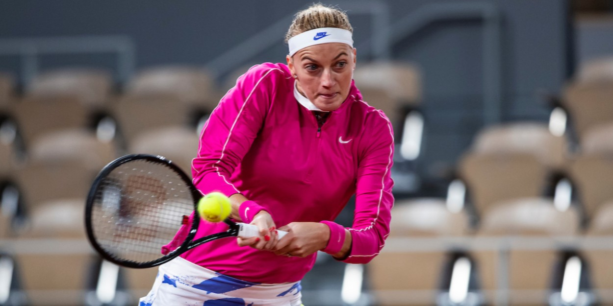 Petra Kvitova French Open
