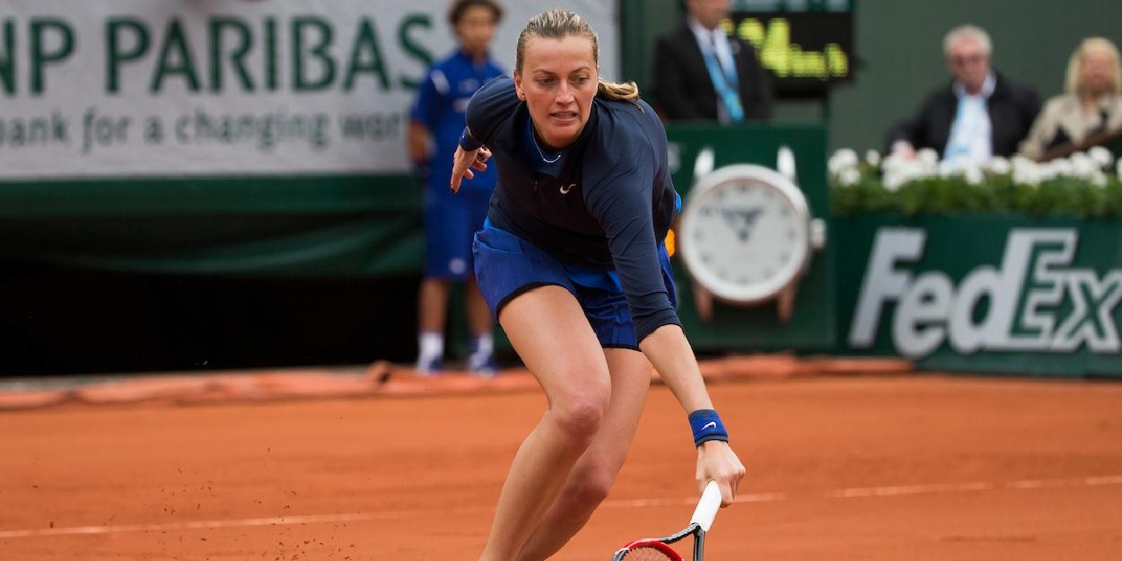 Kvitova French Open