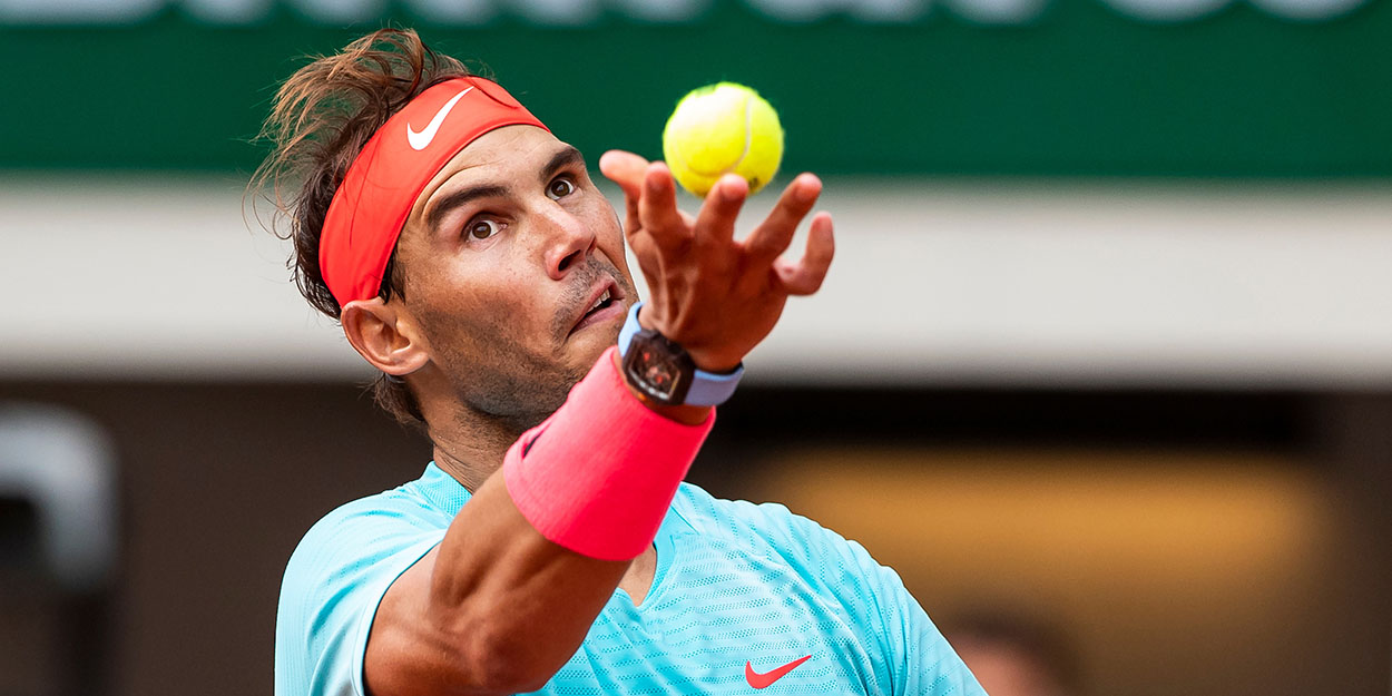 Rafael Nadal Admits He Is Not Yet At His Best In Paris But Insists It s Just Part Of The Process Tennishead