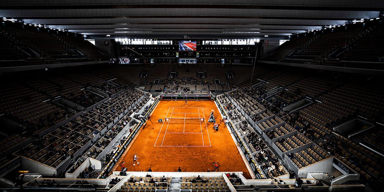 Roland Garros Court Philippe Chatrier