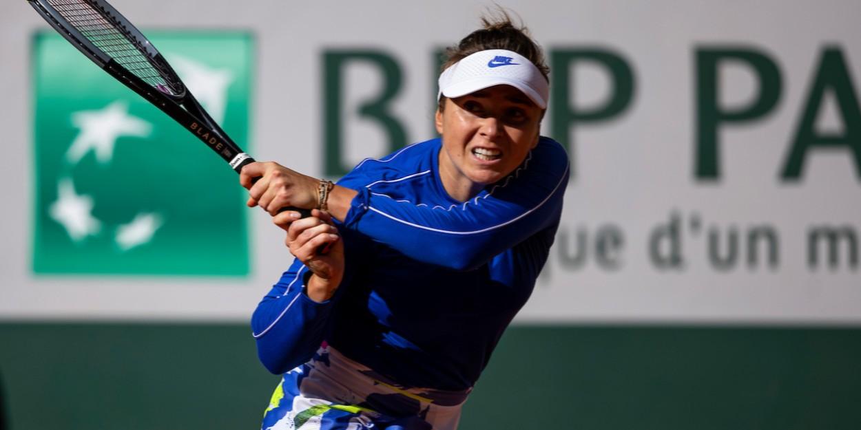 Elina Svitolina French Open