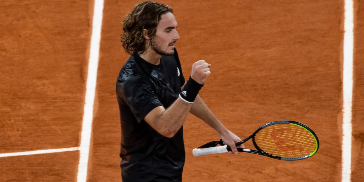 Stefanos Tsitsipas French Open