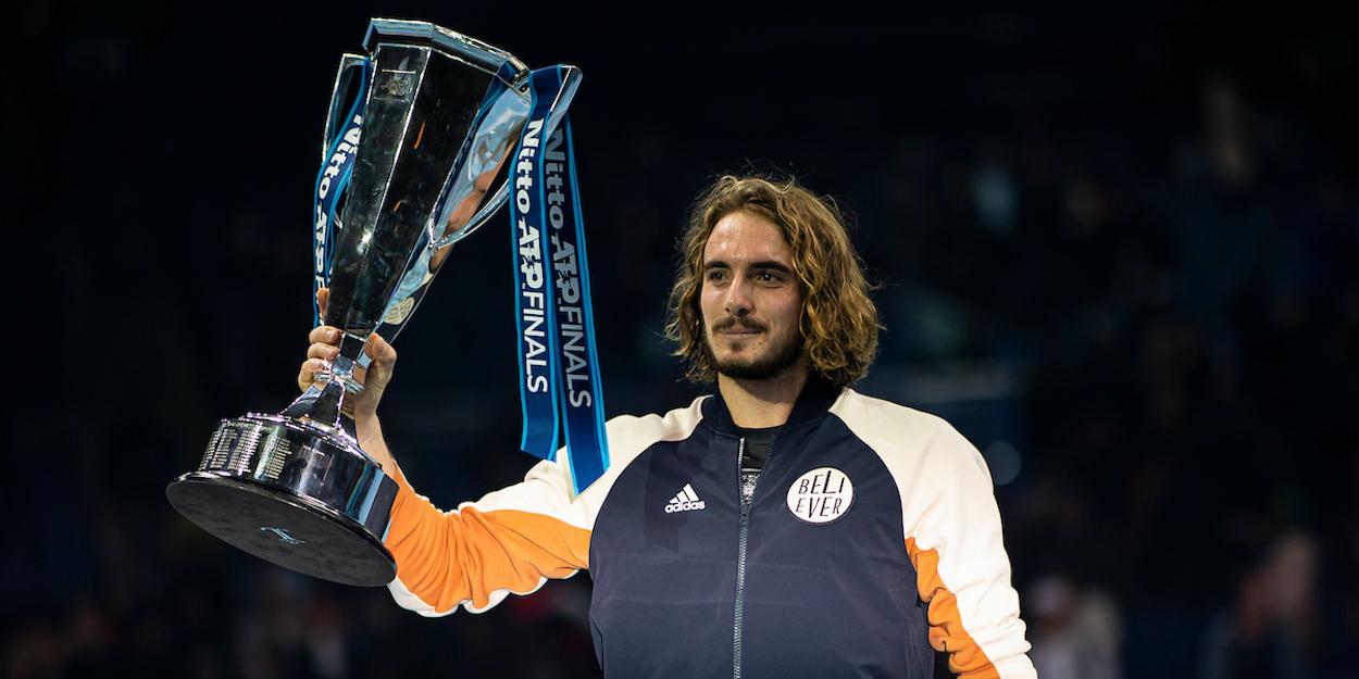 Tsitsipas ATP Finals 2019