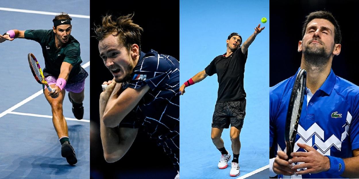 ATP Finals semis