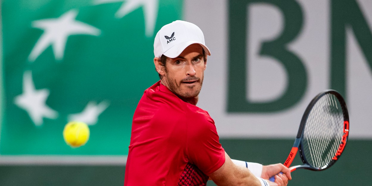 Andy Murray aiming to get properly fit