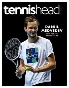 Tennishead December 2020