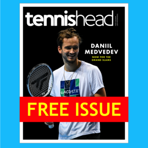 FREE Tennishead magazine December 2020 copy