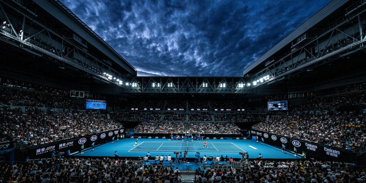 Australian Open 2020 Ambience