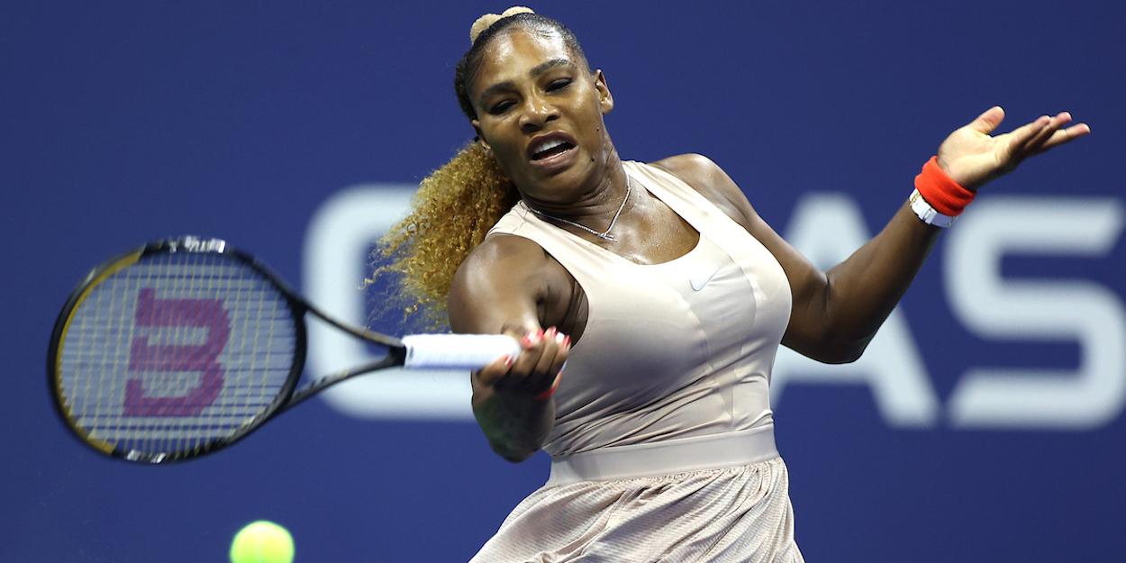 Serena Williams US Open 2020